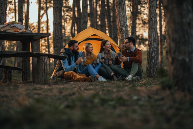 <p>Which tent is best for camping?  4-man tents reviewed  for 2021 </p>