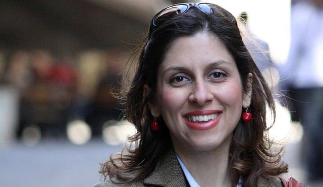 Undated family handout file photo of British woman Nazanin Zaghari-Ratcliffe