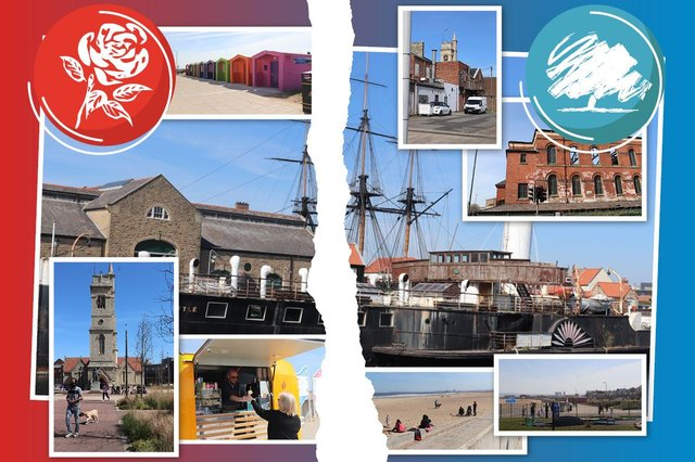 Hartlepool by-election 2021 polls: latest odds and opinion polls on who is favourite to win (Photo: JPI/Mark Hall/Ethan Shone)