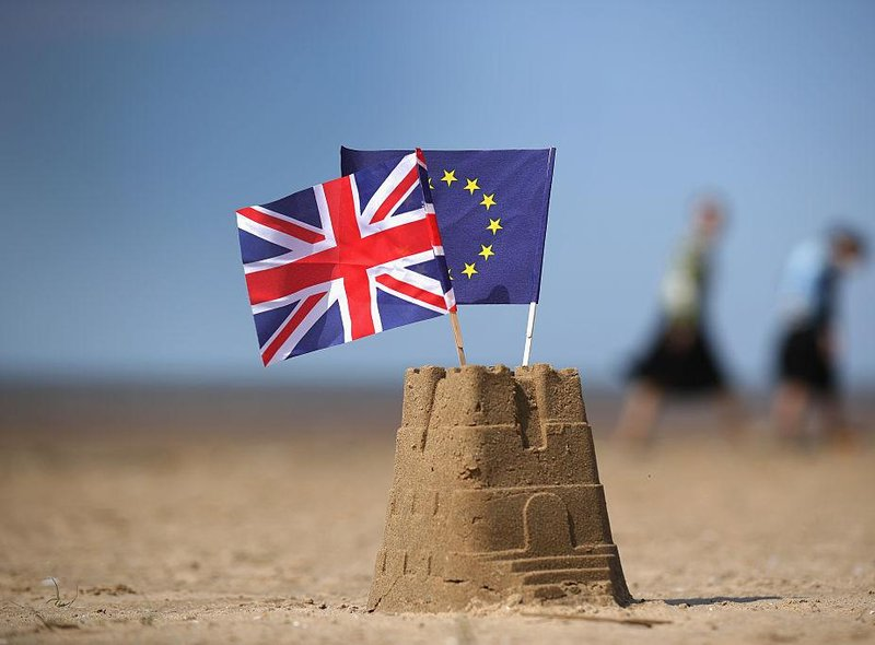 Brexit vote anniversary: 11 things that have changed since the Brexit vote - from trade deals to tampon tax (Photo by illustration by Christopher Furlong/Getty Images)