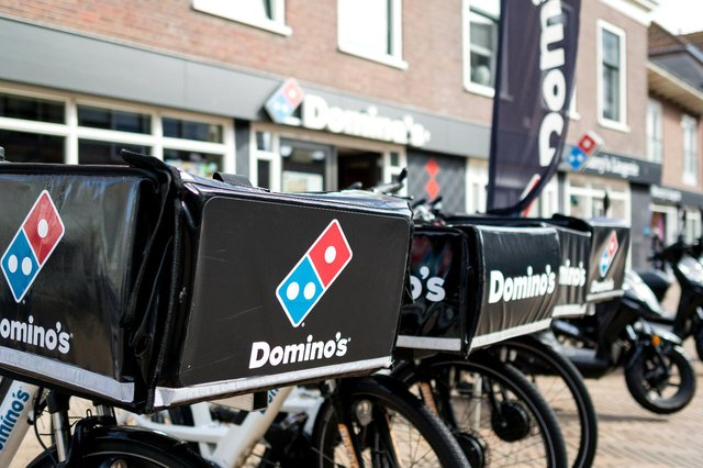 Domino's recruits are going back to their former roles including hairdressers, taxi drivers and event managers (Shutterstock)