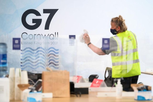What are the G7 countries? List of democracies involved in the Cornwall meeting - and how it differs to G8 and G20 (Photo by Leon Neal/Getty Images)
