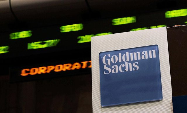 Most surveyed staff members said they were unlikely to stay at Goldman Sachs if working conditions did not change (Photo: Chris Hondros/Getty Images)