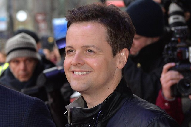 Declan Donnelly attends the London auditions for Britain's Got Talent at Dominion Theatre on February 11, 2015 (Photo by Anthony Harvey/Getty Images)