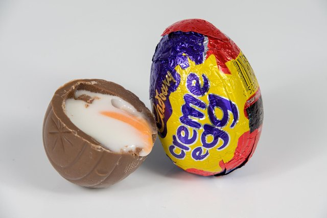 Around three million Tesco Clubcard members will have the chance to get a free gooey-centred chocolate egg or bunny worth 50p this holiday season. (Pic: Shutterstock)