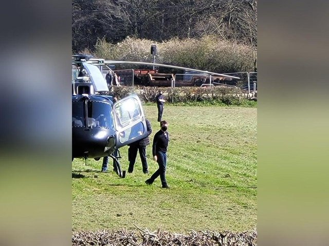 Hollywood star Tom Cruise has been spotted filming the latest in the Mission: Impossible film franchise in North Yorkshire (Photo: Pear Tree B and B and Holiday Cottages)