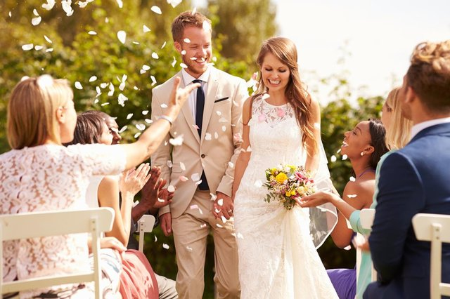 Thousands of couples have been forced to postpone their special day due to lockdown (Photo: Shutterstock)