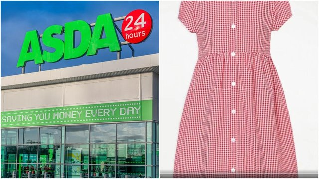 Asda has launched a new school uniform range designed for children with autism (Shutterstock/Asda)
