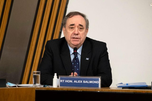 Alba: Alex Salmond's new pro-independence party explained, what he said in his statement - and how SNP reacted (Photo by Andy Buchanan - Pool/Getty Images)