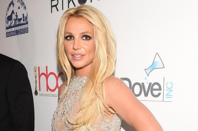 A judge has denied Britney Spears' request to remove her father as conservator (Photo: Getty Images)
