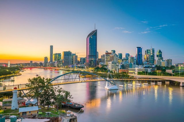 After being approved by the International Olympic Committee (IOC) Brisbane will host the summer Olympics and Paralympics in 2032 (Photo: Shutterstock)