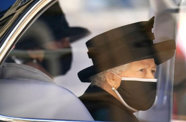 """The Queen has thanked the public for their """"support and kindness"""" following the death of the Duke of Edinburgh (Photo: Victoria Jones - WPA Pool/Getty Images)"""