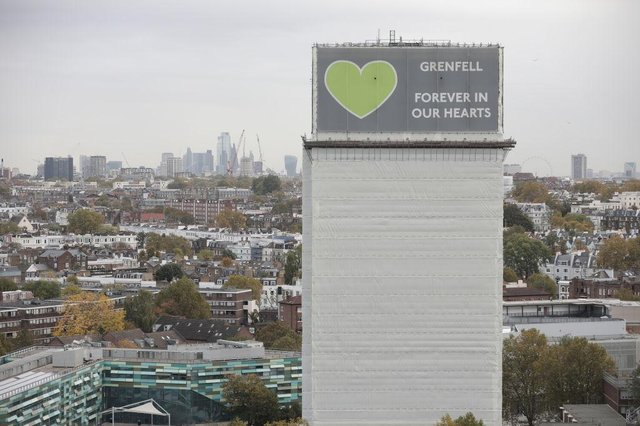 The Fire Safety Bill was drawn up in response to the fire at Grenfell Tower inJune 2017, which claimed 72 lives (Photo: Dan Kitwood/Getty Images)