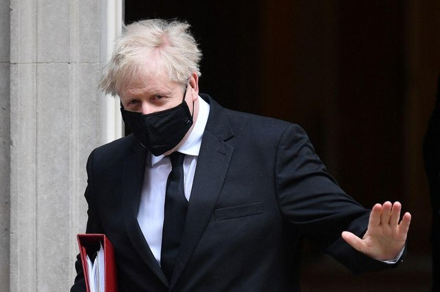Polls suggest that despite recent controversies, Boris Johnson and his Conservative Party could emerge relatively unscathed (Photo: JUSTIN TALLIS/AFP via Getty Images)