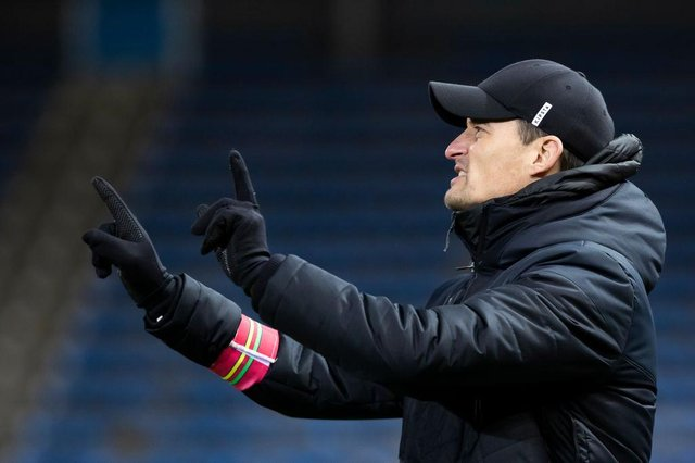 Oostende's head coach Alexander Blessin is at the top of Sheffield United's shortlist.