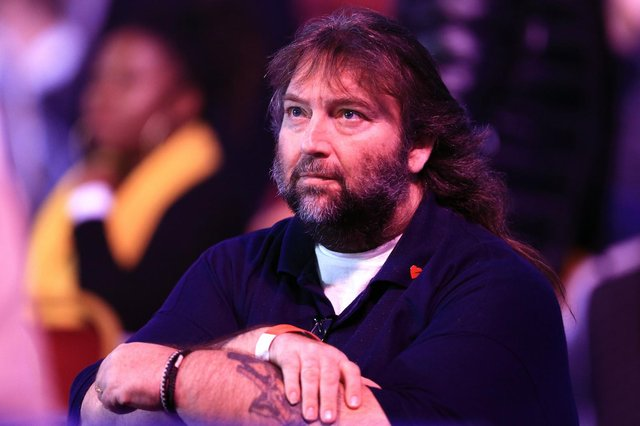 Former darts world champion Andy Fordham has died at the age of 59. (Pic: PA)