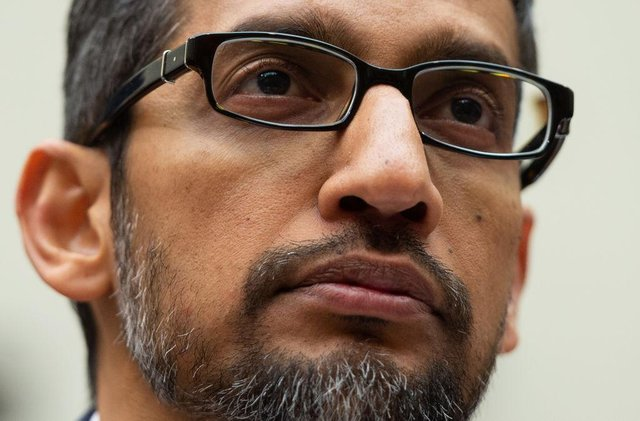 Google CEO Sundar Pichai has worked for the company since 2004 (Picture: Getty Images)