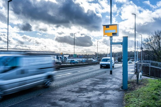 Road safety charity IAM Roadsmart wants roadside cameras to catch more than just speeding drivers