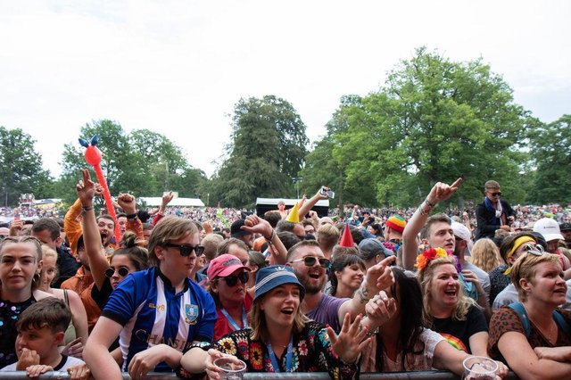 Kendal Calling is held at Lowther Deer Park Kendal, England. (Getty Images)