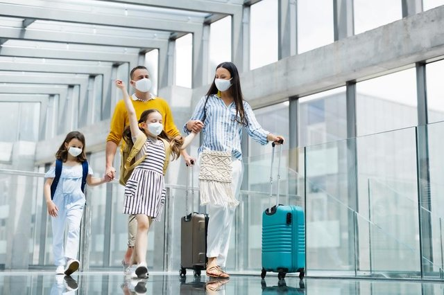 """Holidaymakers are set to be given the green light by the EU to enter Europe using """"vaccine passports"""" (Photo: Shutterstock)"""