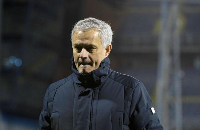 Jose Mourinho has been sacked as Tottenham Hotspur manager.