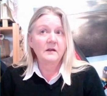 'I'm angry at myself': Grieving widow tricked out of £500k in two online scams (Photo: Good Morning Britain/ITV)