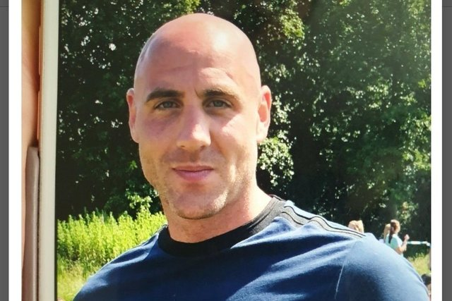 A flurry of clubs have paid tribute to former professional footballer James Dean after a search party found a body close to where the 35-year-old went missing in Lancashire. (Pic: Twitter / Lancashire Police)