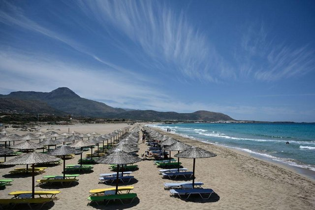 The FCDO is currently advising against all but essential travel to Greece (Photo: Getty Images)
