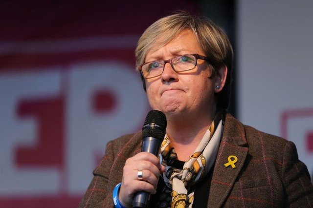 Joanna Cherry: who is the SNP MP and QC, and why has she resigned from the party's NEC over 'scrutiny'? (Photo by ISABEL INFANTES/AFP via Getty Images)