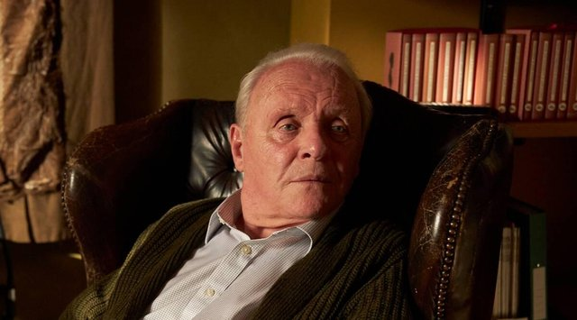 Anthony Hopkins won best actor for his performance in The Father (Sony Pictures Classic)
