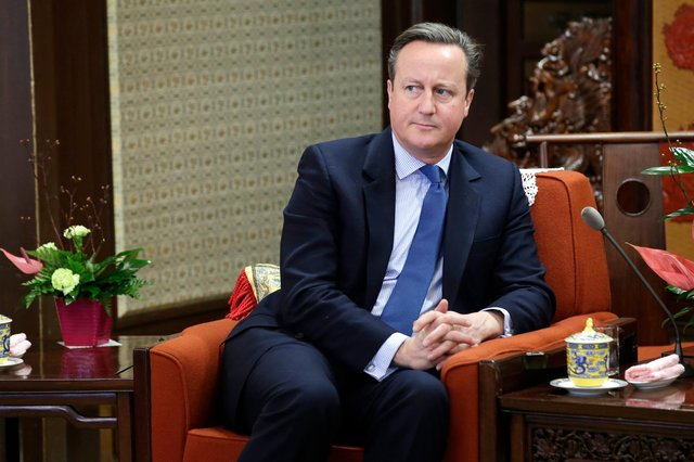 David Cameron: what are former PM's links to Greensill Capital - and why is lobbying watchdog investigating him? (Photo by Jason Lee - Pool/Getty Images)