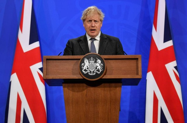 Boris Johnson announcement: What did PM say about 21 June restrictions - and when will Covid rules change? (Photo by Toby Melville - WPA Pool / Getty Images)