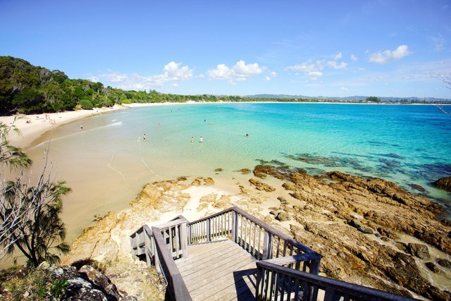 Byron Bay is globally known for its surfing, beaches and chilled lifestyle (Shutterstock)