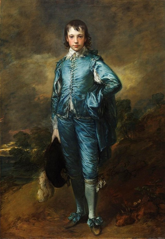 Undated handout photo issued by the National Gallery of the Blue Boy, painted in 1770 by Thomas Gainsborough. The painting is to return to the National Gallery one hundred years to the day since it was last displayed there, the gallery has announced. Issue date: Wednesday June 30, 2021. PA Photo. It was last on show at the London gallery on January 25 1922 before it was taken to the US. See PA story ARTS Gainsborough. Photo credit should read: The National Gallery/PA Wire NOTE TO EDITORS: This handout photo may only be used in for editorial reporting purposes for the contemporaneous illustration of events, things or the people in the image or facts mentioned in the caption. Reuse of the picture may require further permission from the copyright holder.