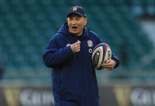 Eddie Jones, head coach of England, is under scrutiny after a poor Six Nations campaign.