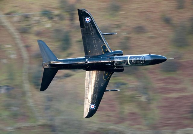 used in a training capacity and as a low-cost combat aircraft by the Royal Air Force (Photo: Shutterstock)