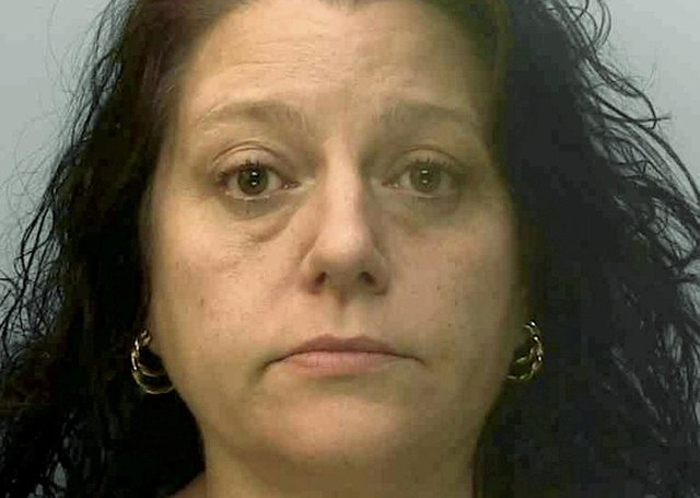 A carer who stole jewellery from a dying pensioner and fleeced other vulnerable residents of the care home where she worked has been ordered to pay back cash or spend more time in jail (SWNS)