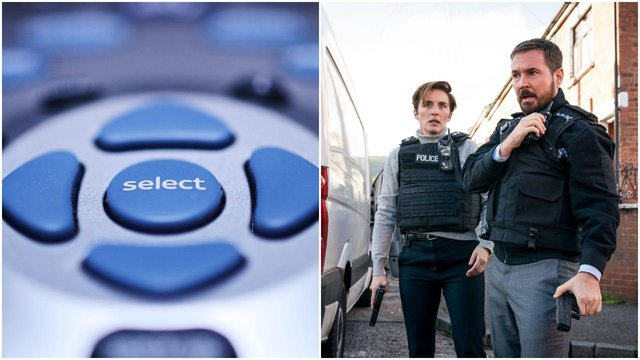 Only Sky Q users will be able to use this hidden trick when watching Line of Duty episodes (Shutterstock/BBC)