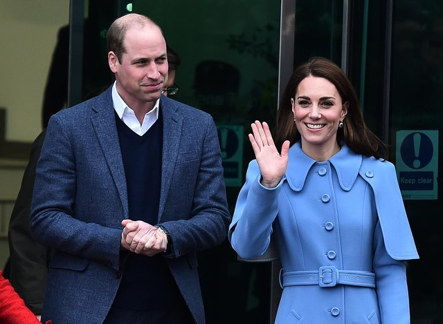 Prince William, Duke of Cambridge and Catherine, Duchess of Cambridge have launched their own YouTube channel (Charles McQuillan/Getty)