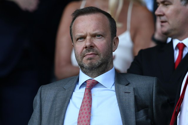 """Ed Woodward said he was """"proud"""" to have served Man Utd, that it was """"well positioned for the future"""" and how he """"desperately wanted the club to win the Premier League"""" under his tenure. (Pic: Getty Images)"""