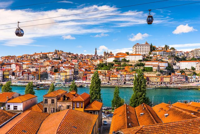 People in England will be able to travel to Portugal among a small number of countries from 17 May (Shutterstock)