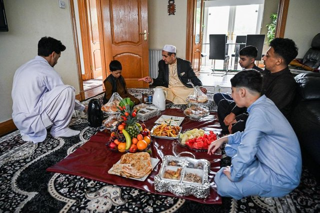 Eid al-Fitr is called the 'Festival of Breaking the Fast' (Photo: Getty Images)