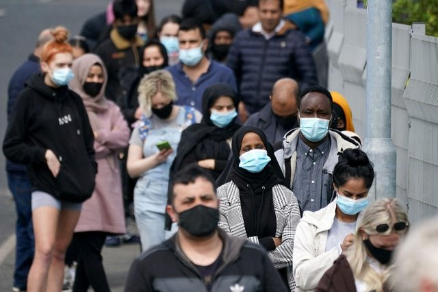 Bolton continues to be one of the country's coronavirus hotspots (Getty Images)