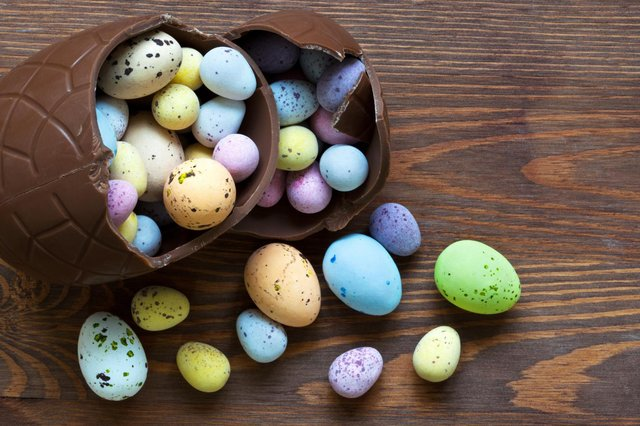 Chocolate fans will love this selection of the best new Easter eggs (Shutterstock)