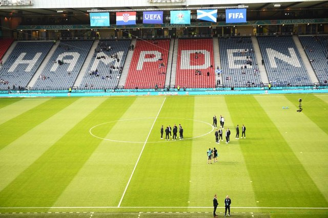 Croatia vs Scotland will be played at Scotland's national stadium, Hampden Park (Picture: Getty Images)
