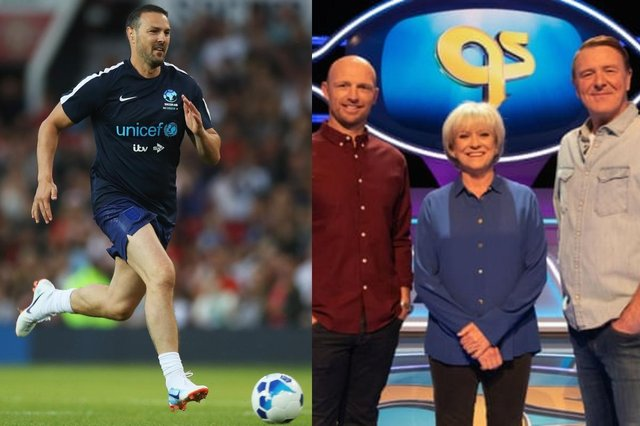 Paddy McGuiness will take over from former presenter Sue Barker (Photo: Lynne Cameron/Getty Images/BBC)