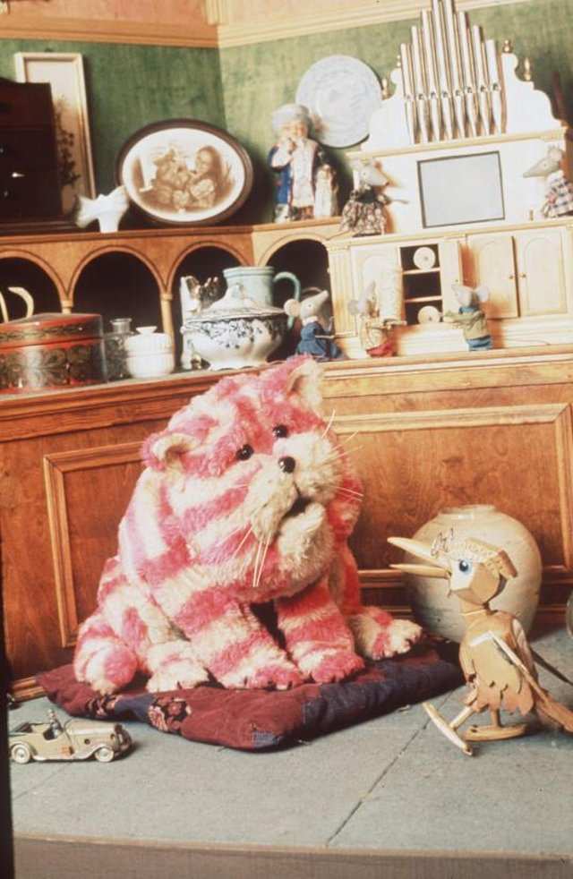 Bagpuss will be available on BBC iPlayer from 30 May (Picture: BBC)