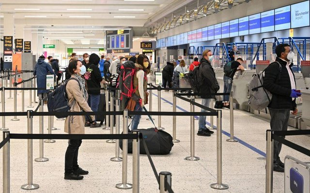 The UK government will review the travel list in early June (Photo: Getty Images)