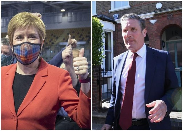It was a night to forget for Labour with council seats lost across England and a humiliating by-election defeat in Hartlepool (PA)
