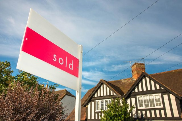 House prices boomed in May.
